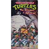 Teenage Mutant Ninja Turtles - Shredder Is Splintered [VHS]