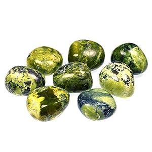 Serpentine Tumble Stone