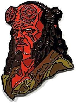 Cheap SALE Start Hellboy Icon Enamel Pin Collector Atlanta Mall