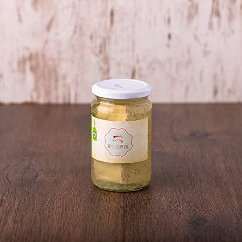 süssundclever.de® Bio Tofu im Glas | aus Deutschland | 6 Gläser á 370ml | Abtropfgewicht: 130g | plastikfrei und ökologisch-nachhaltig abgepackt (780)