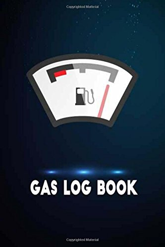 Gas Log Book: Automobile Auto Car Vehicle Record Tracker Logbook Notebook Journal. Record for Mileage, Odometer Reading, Total Cost, Expense. 6 x 9 ... Household Business Planner) (Volume 1)