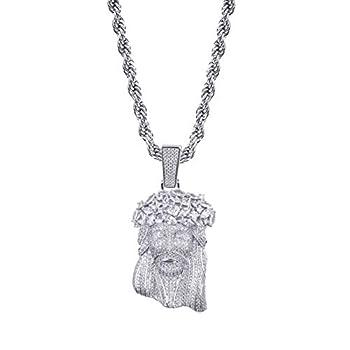 Best jesus pendant necklace Reviews