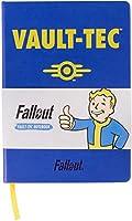 Fallout Vault-Tec Notebook Blue/Yellow (輸入版)