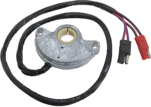 MACs Auto Parts 42-36285 -66 Fairlane Neutral Safety Switch For C4 Transmission