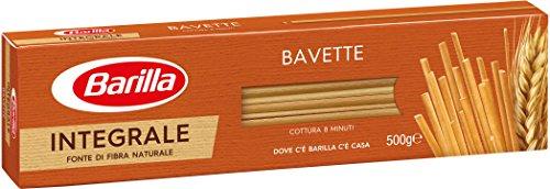 5x Pasta Barilla Bavette integrali Vollkorn italienisch Nudeln 500g pack
