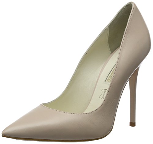 Buffalo Damen 11335X-269 L Pumps, Beige (Nude 42 000), 39 EU