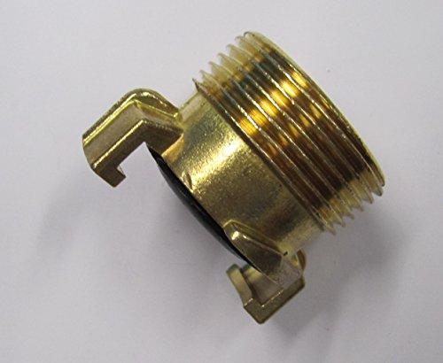 Schnellkupplung mit Außengewinde 1 1/4 (32mm)