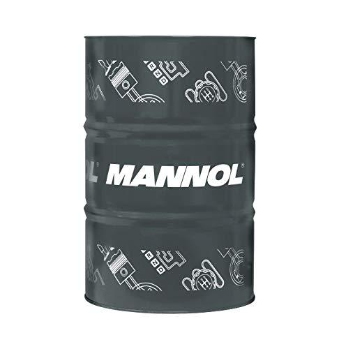 MANNOL 60 Liter Garagenfass, 7715 SAE 5W-30 Norm 504.00/507.00 C3 Longlife