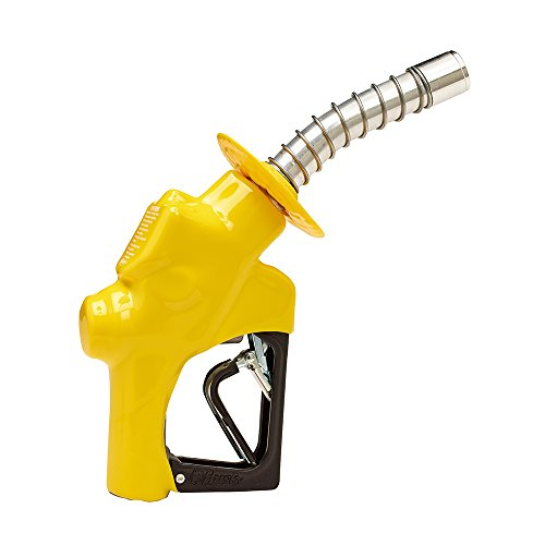 Husky 159403N-02 New X Light Duty Diesel Nozzle with Three Notch Hold Open Clip and Full Grip Guard 159403-02
