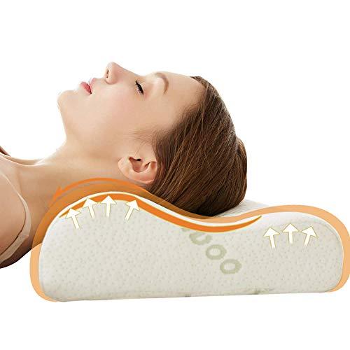 Cozy BoSpin Memory Foam Pillow