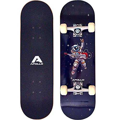Apollo Kids Skateboard monopatín pequeño para niños