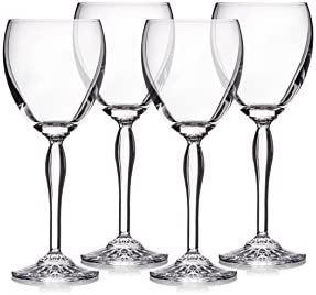 12 oz Marquis By Waterford 40030446 Ventura All Purpose Wine Set//4 Clear