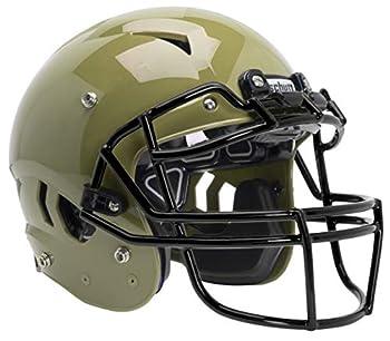Schutt Sports Vengeance A11 Youth Football Helmet Facemask NOT Included Metallic Vegas Gold Large