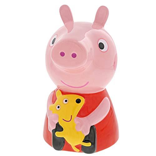 Peppa Pig Money Bank, Multicolor, Talla única