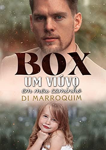 """BOX Um viúvo em meu caminho : (Inclui Livro Original + Conto """"Um Natal em meu caminho"""")"""