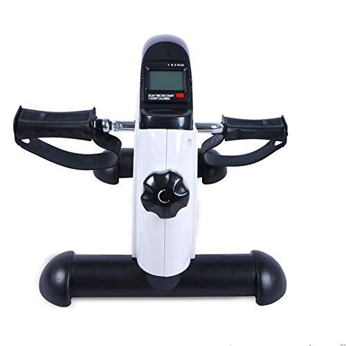 YF-SURINA Equipo de gimnasia interior Mini máquina de entrenamiento eléctrica Bicicleta Pedal...