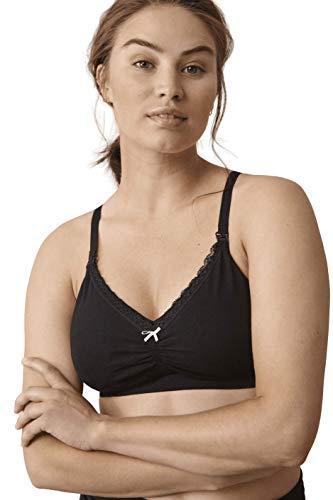 Boob Women's Maternity Bra Cotton Nursing Seamless Bra for Breast-Feeding Sleeping Bra in Organic Cotton