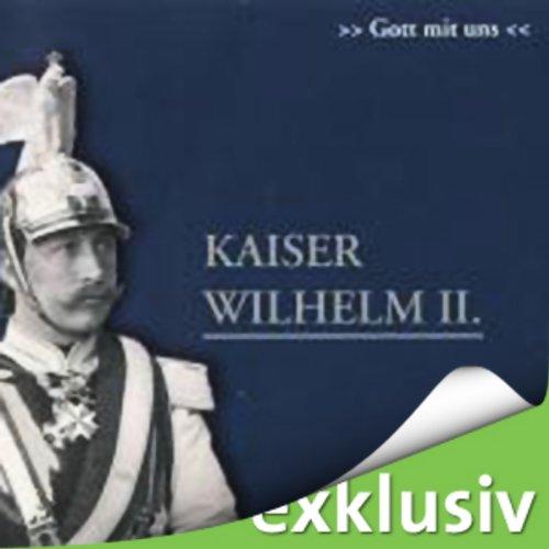 Kaiser Wilhelm II audiobook cover art