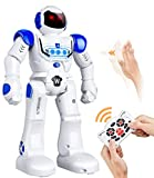 TIKTOK Remote Control Robots for Kids, 2020 Smart Programmable Robot Toys - Infrared Sensing &...