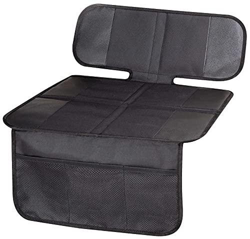 Walser 12458 Kindersitzunterlage, Autositzauflage, Schutzunterlage, Rücksitzschoner - George Premium