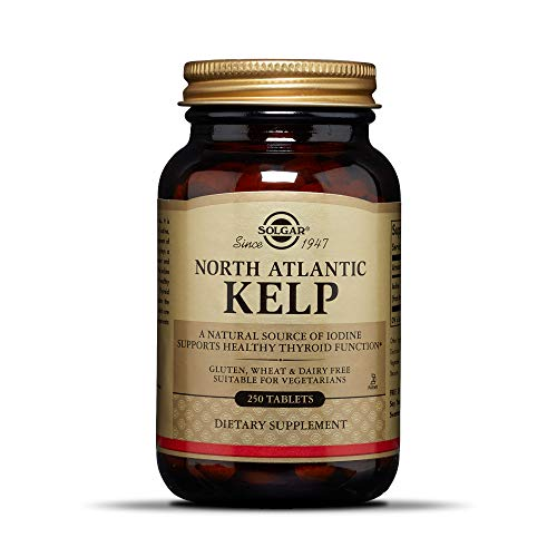 Solgar – North Atlantic Kelp, 250 Tablets