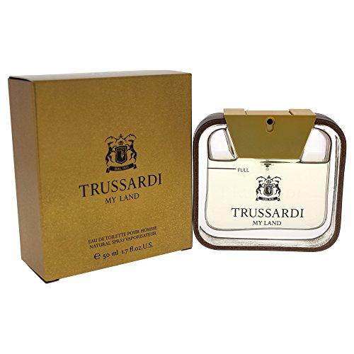 TRUSSARDI  My Land EDT Vapo 50 ml
