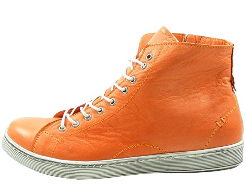 Andrea Conti Damen Stiefeletten 0347883044 orange 641842