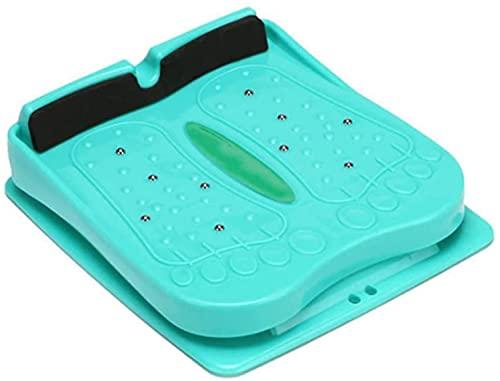 Lunchbox.com Tabla Inclinada Tabla De Estiramiento Pedal De Masaje De Pies Ejercitador Tabla De Corrección De Tobillo Estirador De Pantorrillas para Deportes Yoga