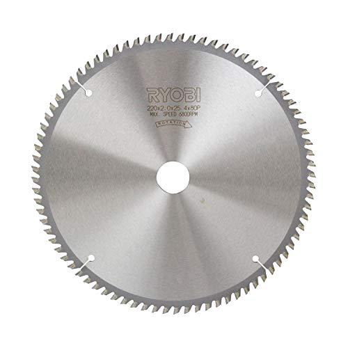 リョービ(RYOBI) アルミ用チップソー TS-225 TS-220用 220×25.4mm 80P 6652771