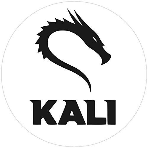 Story Storm Store Kali GNU + Linux Logo Stickers (3 Pcs/Pack)
