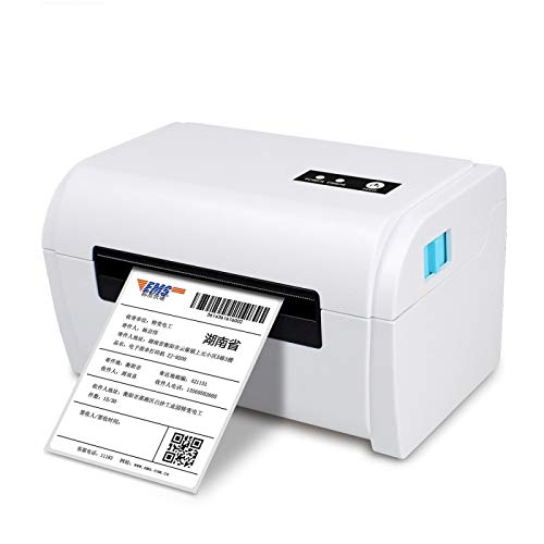 Wewoo - Impresora de Tickets Térmica con Puerto USB y portátil ...