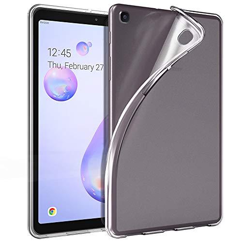 TiMOVO Custodia compatibile con Samsung Galaxy Tab A 8.4 Inch 2020 Release Model SM-T307, TPU Posteriore Protettivo di Gomma Morbida compatibile con Galaxy Tab A 8.4 2020 Tablet - Transparente