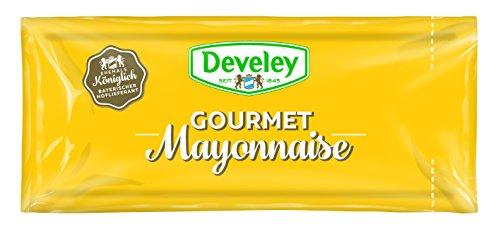DEVELEY Gourmet Mayonnaise – 150 x 20 ml Pack -...