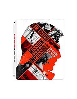 Mission  Impossible 5-Movie Collection  Blu-ray Steelbook