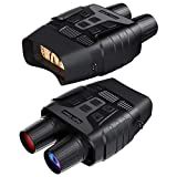 GTHUNDER Digital Night Vision Goggles Binoculars for Total...