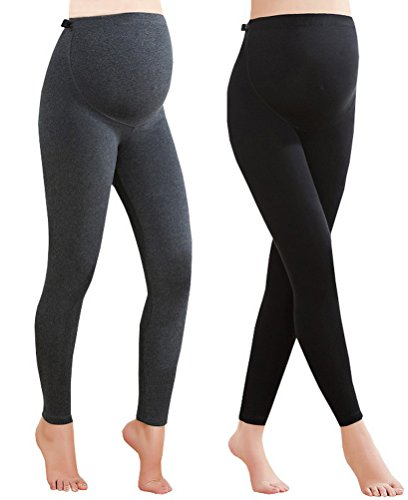 Foucome Women's Over The Belly Super Soft Support...