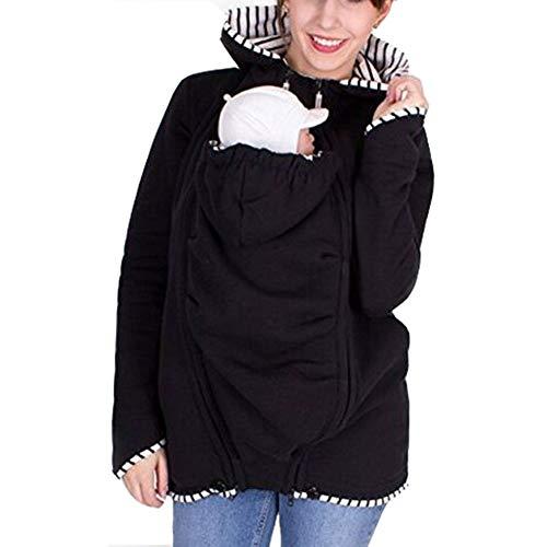 Flairstar Baby Schlafsack Dual-Zweck Kinderbetreuung Tasche Herbst Winter Mütter Multifunktionale Abnehmbare Känguru-Pullover
