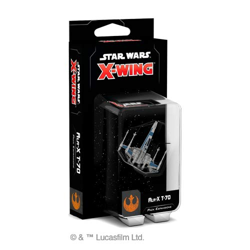 Asmodee Italia - Star Wars X-Wing ala-X T-70, Color 9944
