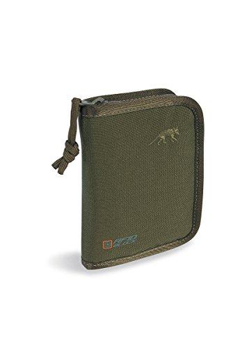 Tasmanian Tiger Geldbeutel TT Wallet RFID B TÜV geprüfte Brieftasche Ausleseschutz Geldbörse NFC Auslesesicher Portemonnaie Kreditkarten-Tasche, Olive