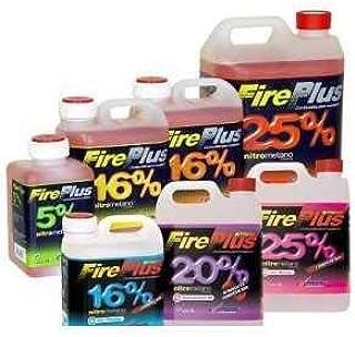 FIRE PLUS 5% 2L Avion (Nitrometano)