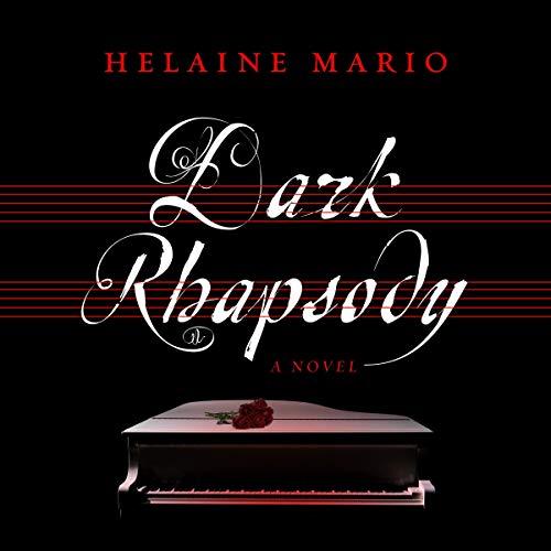 Dark Rhapsody  audiobook cover art