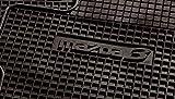 Mazda 3 BK - Juego de alfombrillas para todo tipo de clima, modelos a partir de 2003 (número de chasis a partir de 685.084)