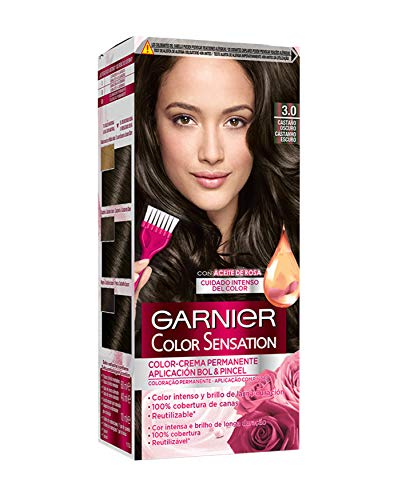 Garnier Color Sensation nº3.0 Dark Chestnut