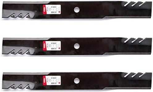 3PK Oregon 396-743 G6 永遠の定番 Gator Blades M141669 新生活 M for 72