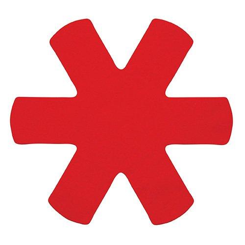 Excelsa 45711 Bodygurad Salvapadelle - Confezione da 3 Pezzi - Rosso