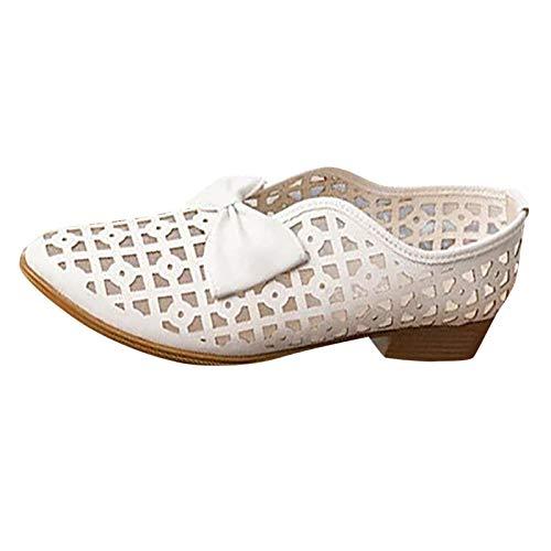 TOPEREUR Jazzschuhe Damen Standard Tanzschuhe Spanische Flamenco Pumps Trainingsschuh Latein Salsa Tango Prinzessinnen Dance Schuhe Mittelhohe Weiche Sohle