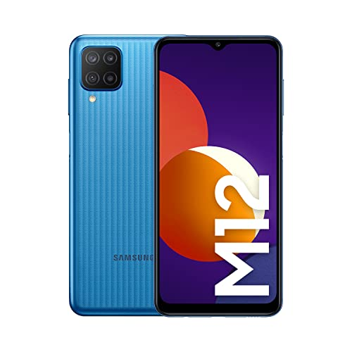 Samsung Galaxy M12 Android Bild