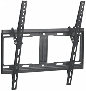 RCA MST55BKR Tilted LCD/LED Flat Panel TV Wall Mount for 32-55 Inch TVs, Black