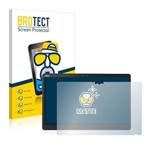 BROTECT Entspiegelungs-Schutzfolie kompatibel mit Fujitsu Stylistic Q738 Bildschirmschutz-Folie Matt, Anti-Reflex, Anti-Fingerprint