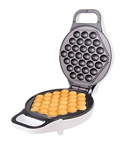StarBlue Hong Kong Egg Waffle Maker Piastra per Waffle – Macchina per Waffle Stile Hong Kong in soli 5 Minuti – Ottima idea regalo, Spina Europa